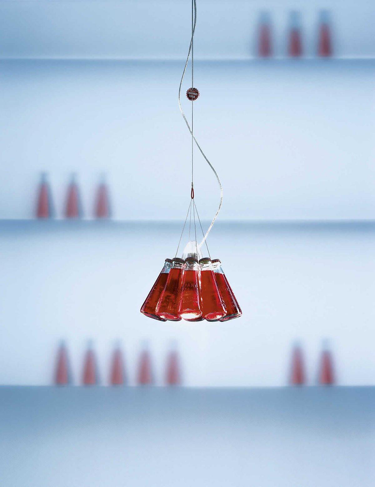 Ingo Maurer Campari Light Pendelleuchten Im Designleuchten