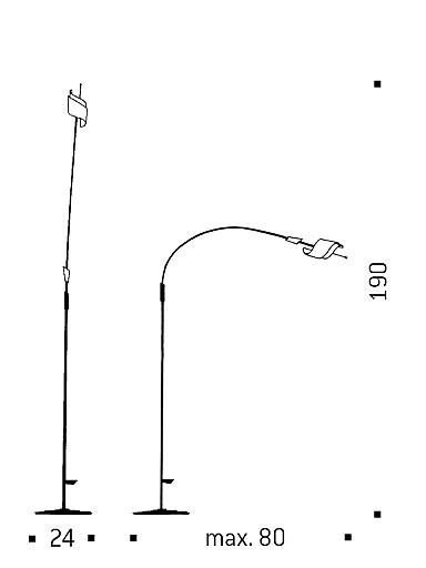 ingo maurer swingading ersatz schnurtransformator ersatzteile im designleuchten shop wunschlicht. Black Bedroom Furniture Sets. Home Design Ideas