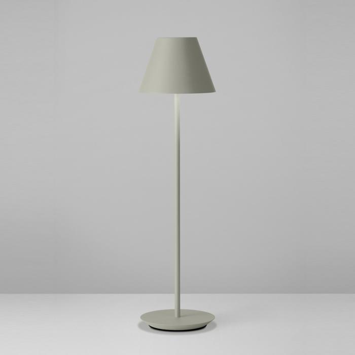 Attractive Lumini Piccolo R LED Medium Grau