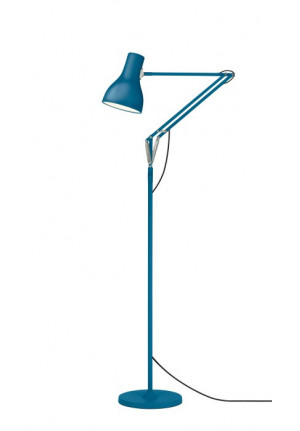 Anglepoise Type 75 Margaret Howell Floor Lamp blau