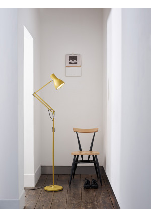 Anglepoise Type 75 Margaret Howell Floor Lamp gelb