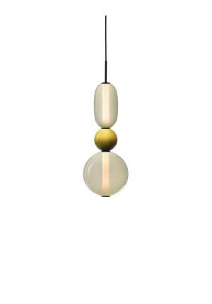 Bomma Pebbles Pendant Small Configuration 3-4 grün