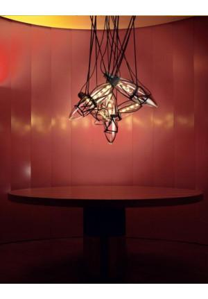 Bomma Shibari Kronleuchter mit 5 Leuchten