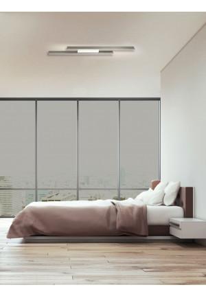 Bopp Nano Plus Comfort Deckenleuchte 92 aluminium