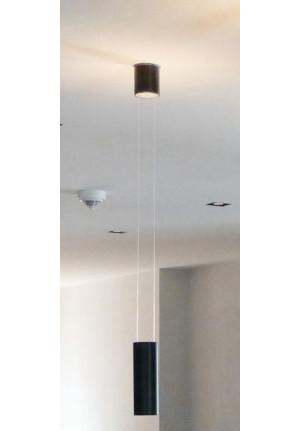 Byok Tubina LED schwarz matt