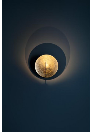 Catellani & Smith Luna 2 LED Parete weiß