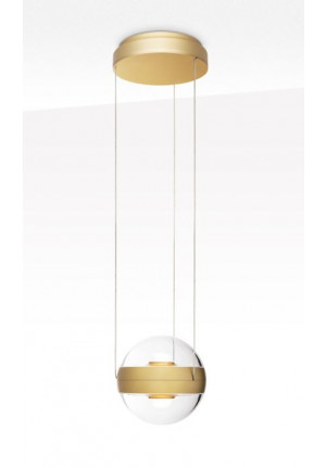 Cini & Nils Sferico transparent gold