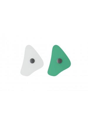 Foscarini Bit 4 weiß und grün
