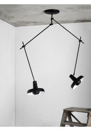 Grupa Arigato Ceiling Double Long schwarz