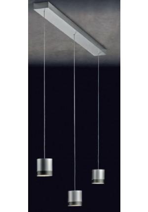 Holtkötter Aura P3 Aluminium, Reflektoren Platin