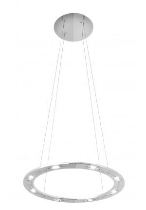 Byok Piani Rondo 98 Downlight Aluminium poliert