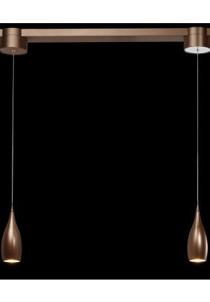 LDM Drop Move Duo Aufbau bronze