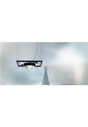 Licht im Raum Ocular 1 LED schwarz matt