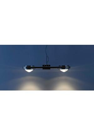 Licht im Raum Ocular 2 LED schwarz matt