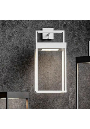 Loom Design Lucerna 30 Solar / Hybrid Wall weiß