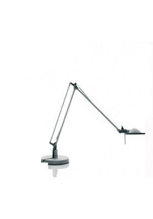 Luceplan Berenice Tavolo Piccola Aluminium Reflektor weiß