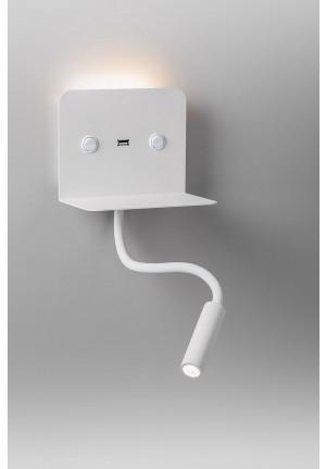 Lupia Licht Rack weiß