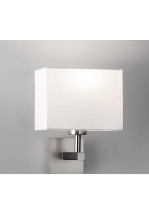 Lupia Licht Waterloo Leuchtenschirm weiß