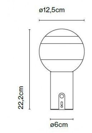 Marset Dipping Light Portable Zubehör