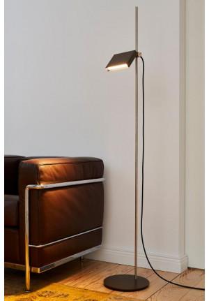 Mawa Flat Box Stehleuchte LED schwarz