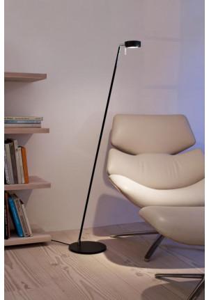 Mawa Pure Stehleuchte LED schwarz
