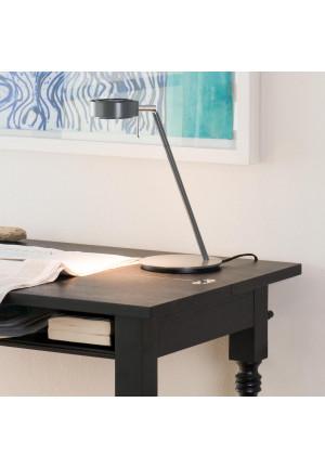 Mawa Pure Mini Tischleuchte LED grau