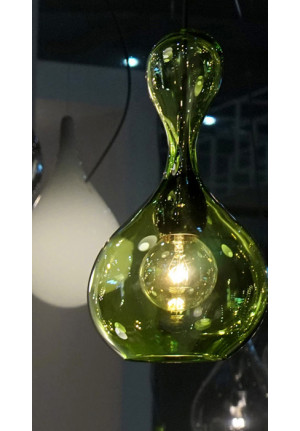 Next Blubb Pendel grün schwarz