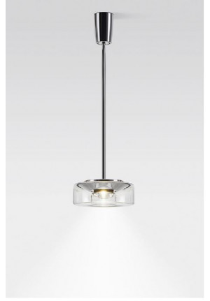 Serien Lighting Curling Suspension Tube LED klar