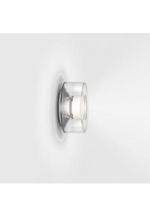 Serien Lighting Curling Wall Acryl klar S
