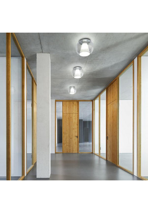 Serien Lighting Draft Ceiling M klar