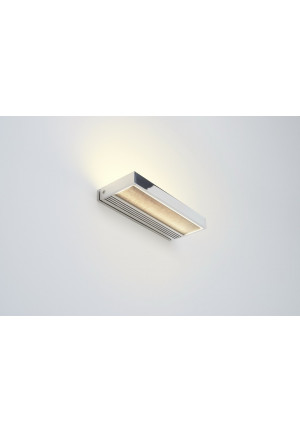 Serien Lighting SML LED Small Alu poliert Abdeckung raster