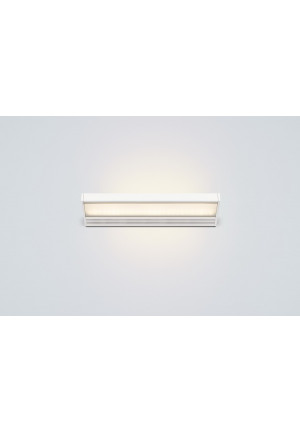 Serien Lighting SML2 Wall 300 Weiß satinee / satinee