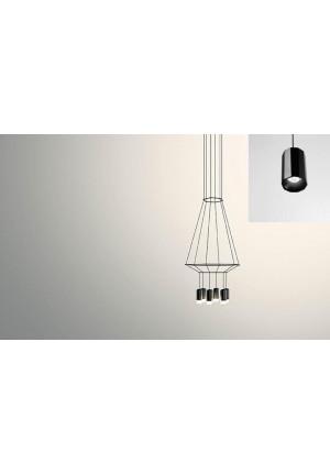 Vibia Wireflow 0406 (Lampen siehe kleines Bild)