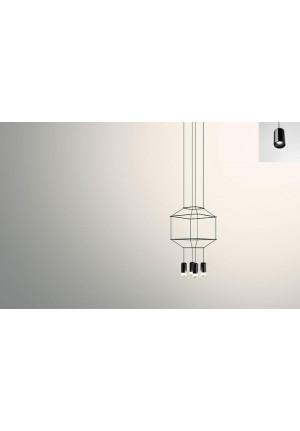 Vibia Wireflow 0413 (Lampen siehe kleines Bild)