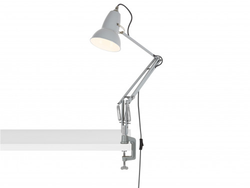 Anglepoise Original 1227 Lamp with Desk Clamp grau