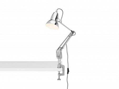 Anglepoise Original 1227 Lamp with Desk Clamp chrom