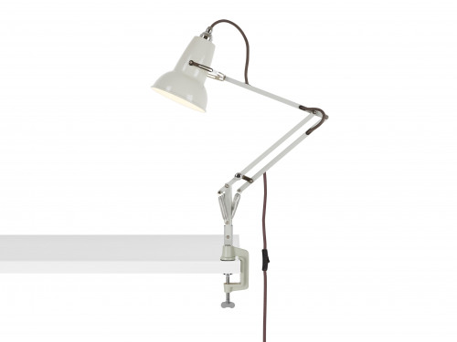 Anglepoise Original 1227 Mini Lamp with Desk Clamp weiß