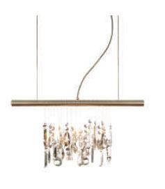 Anthologie Quartett Cellula LED 60 cm, 3-flammig