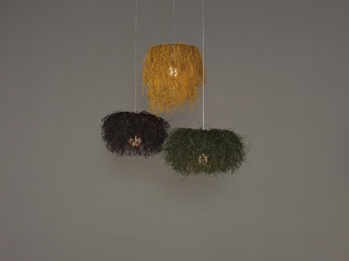 Arturo Alvarez Caos CA04AB-3 Farbkombination goldgelb, medium braun und grün