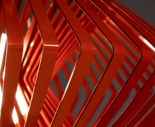 Arturo Alvarez V VV04 terrakotta Leuchtenschirm