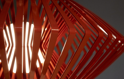 Arturo Alvarez V VV04 terracotta lamp shade