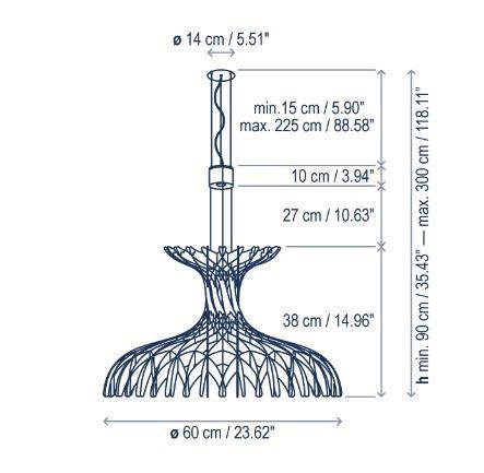 Bover Dome 60 Grafik