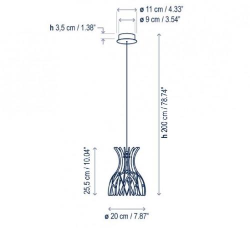 Bover Domita S/20 Grafik