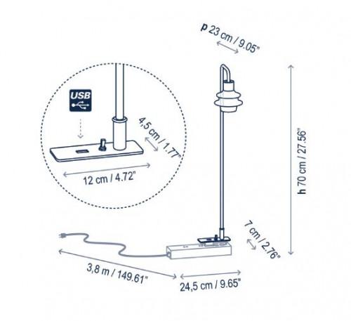 Bover Drip M/70 Grafik
