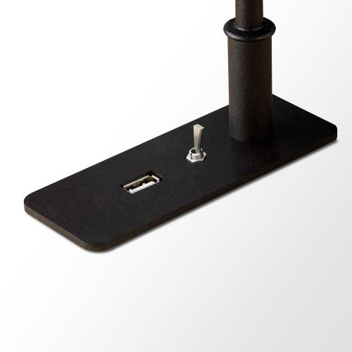Bover Drip M/70 Kippschalter und USB-Anschluß