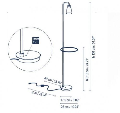 Bover Drip P/131 Grafik