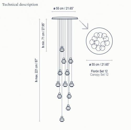 Bover Drop S/12L Grafik