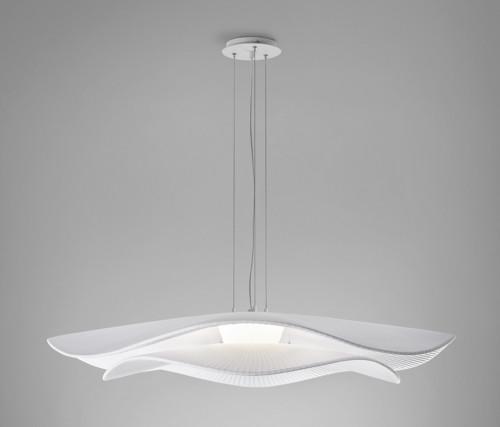 Bover Mediterrania S/105/02 Leuchtenschirm weiß