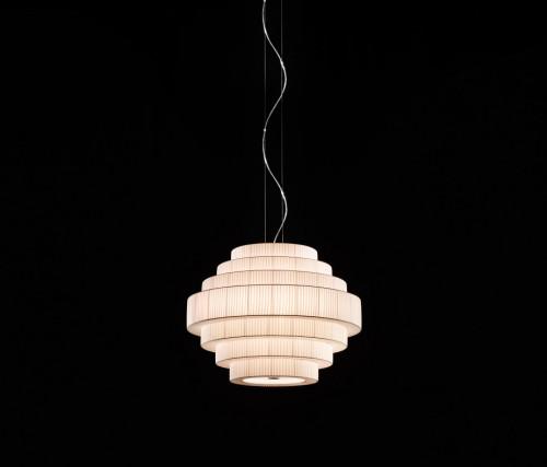 Bover Mos 01 Leuchtenschirm creme