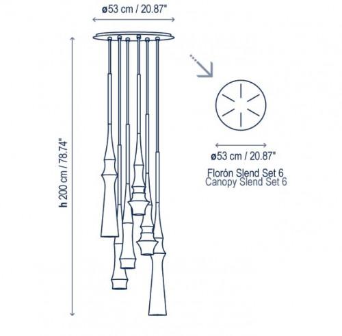 Bover Slend Set 6 Grafik